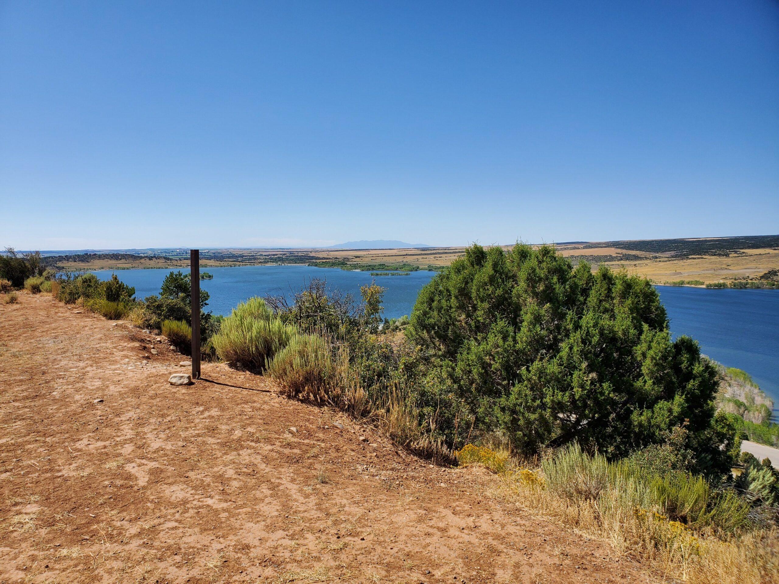 McPhee Reservoir, Delores CO