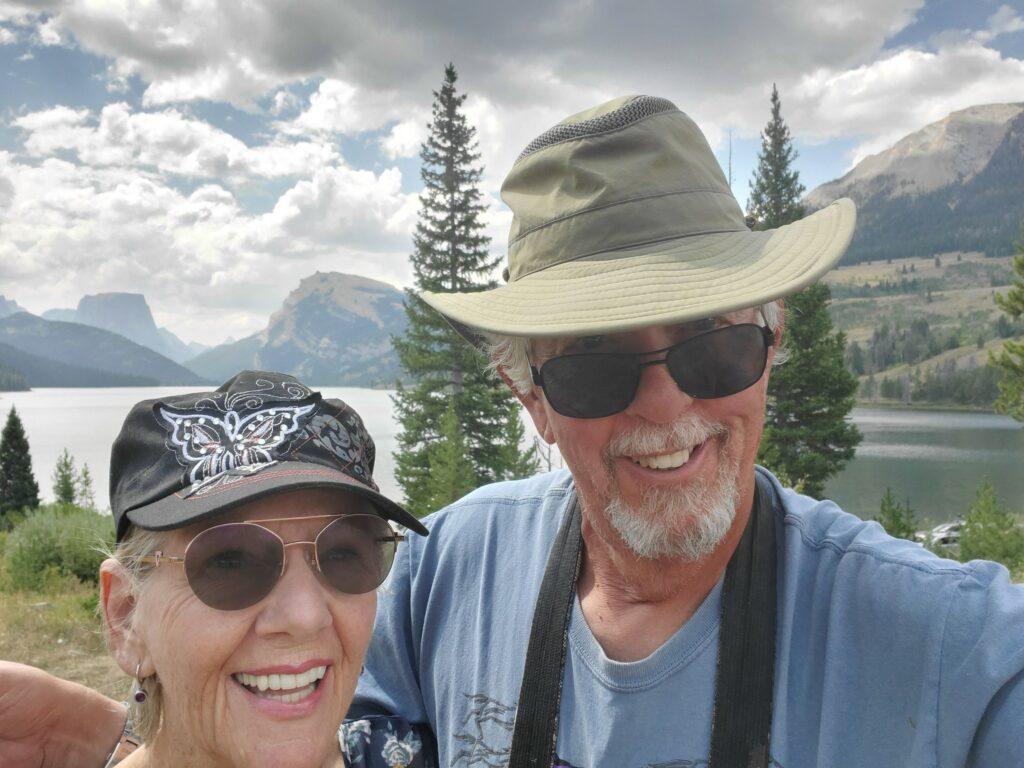 Jude & Don at Green River Lake