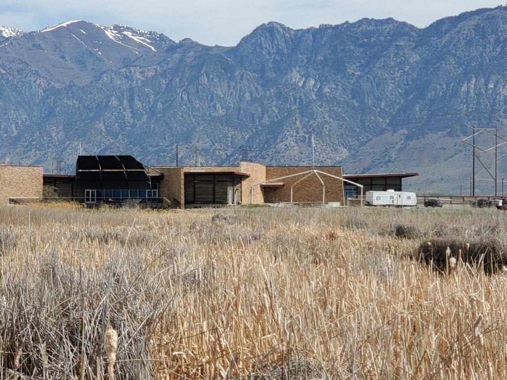 Visitor Center Bear River Migratory Bird Refuge